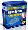 *New* Ultimate Newsletter Templates with MRR 2011