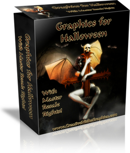 Product picture *New* Graphics for Halloween 2011