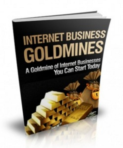 Product picture *New* Internet Business Goldmines 2011
