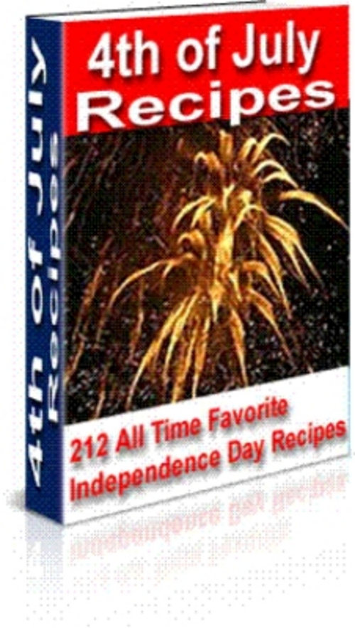 Product picture *New* 4th Of July Recipes 2011