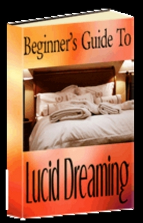 Product picture *New* Lucid Dreaming Techniques With Master Resale 2011