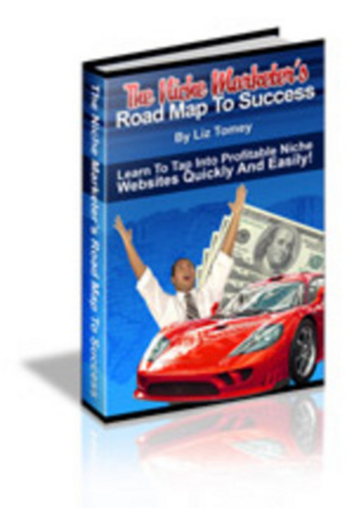Product picture *New* The Niche Marketers Roadmap To Success 2011