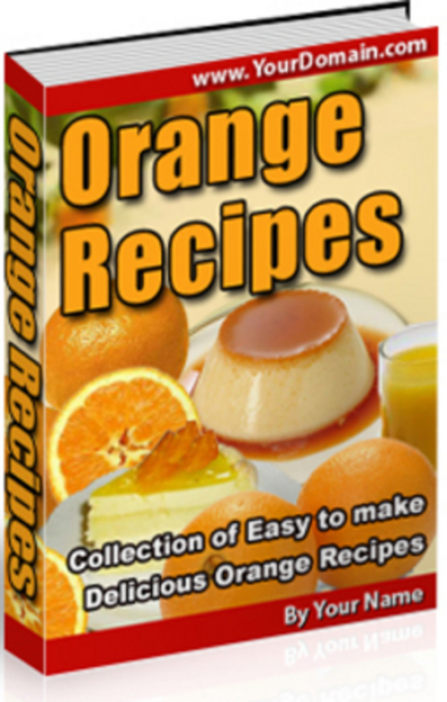 Product picture *New* Delicious Orange Recipes 2011
