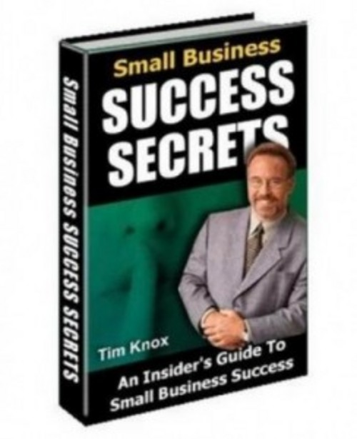 Product picture *New* Small Business Success Secrets 2011