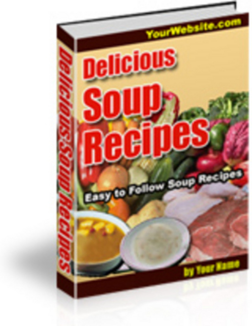 Product picture *New* Soup Recipes 2011