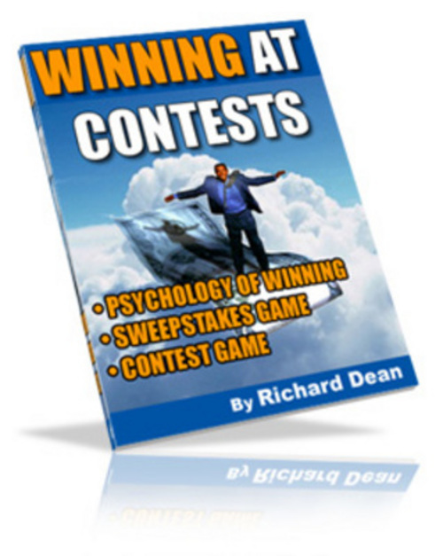 Product picture *New* Winning At Contests 2011