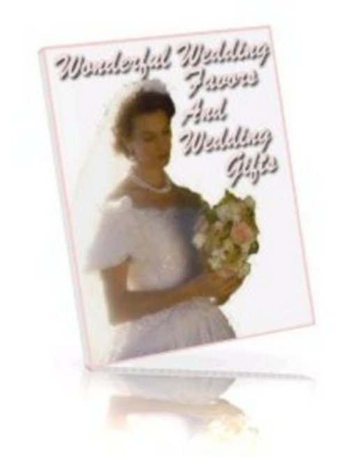 Product picture *New* Wonderful Wedding Favors And Gifts 2011