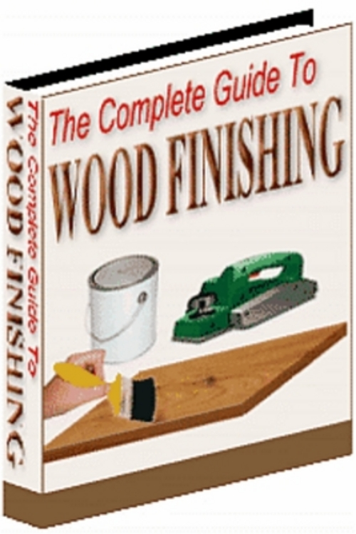 Product picture *New* Wood Finishing 2011