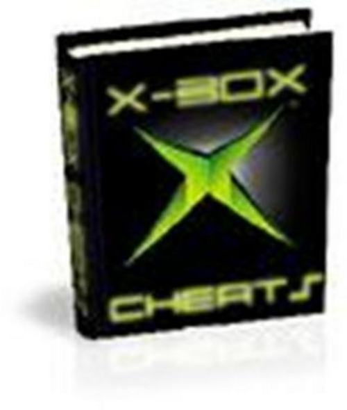 Product picture *New* xbox Cheats Guide 2011
